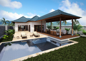These luxury properties are available on a 'whole' ownership or fractional ownership basis from USD $199,950