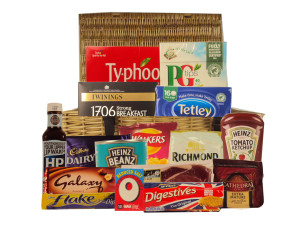 Some of the products Britons long for abroad, wherever they are living