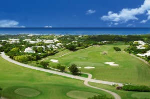 A view of the fairway at Royal Westmoreland
