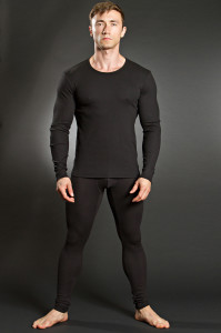 If you recognise the name from Sochi you're right - Tonga's first luge competitor is called Bruno Banani. But these long johns and matching top - £35 each - come from the famous German underwear brand of the same name (and yes, luge man changed his name to BB!)