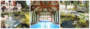 Try and find the development that has that something extra, such as swimming pool