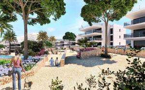 Mallorca is now home to an 'A' rated development: Torre Camp de Mar