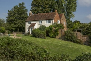 Park Cottage at Wintershill in Hampshire, which is a five-bedroomed country house on the market for £1.5m and will be subject to the new tax if it was partly owned by a company