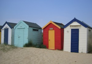The winner of the Beach Hut competition will be announced on 6 July
